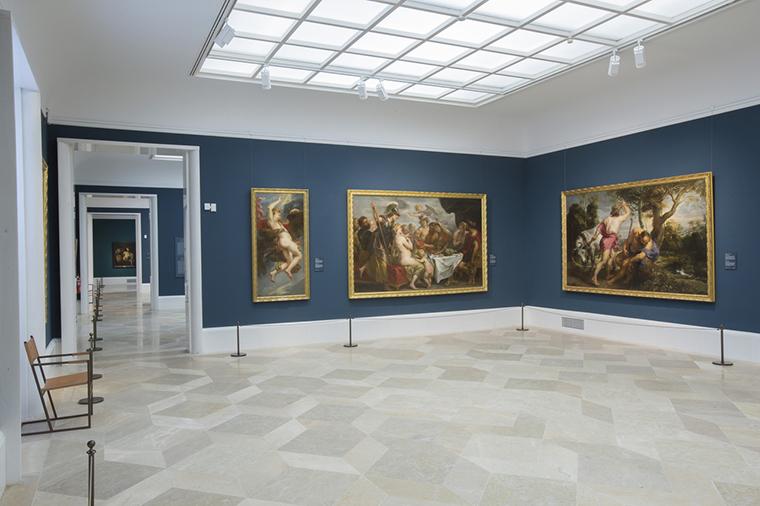 Mitología en las colecciones del Museo de Prado