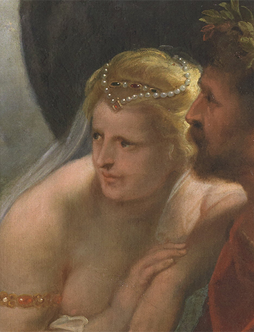 Tetis, madre de Aquiles