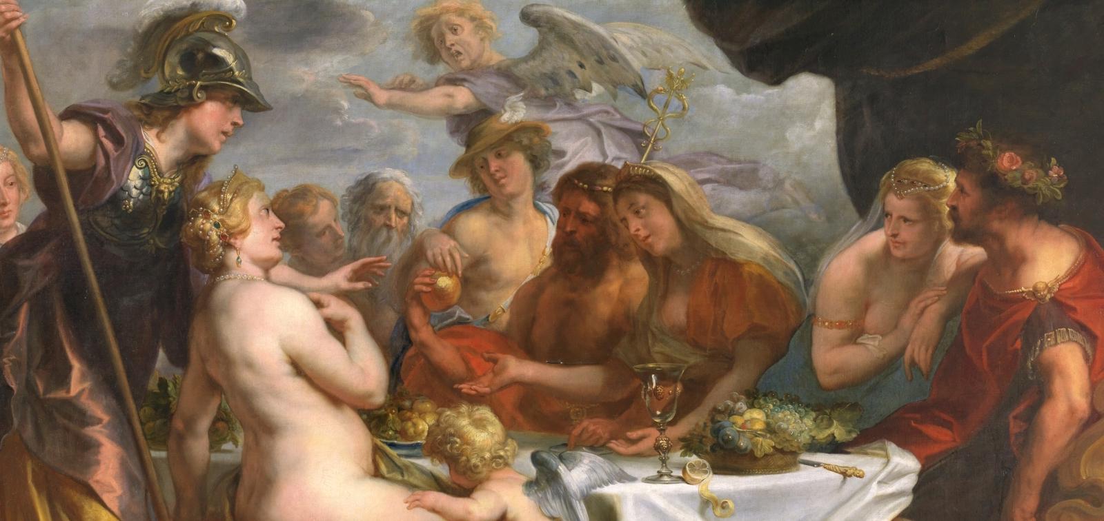 Aquiles en el Prado. Parada II
