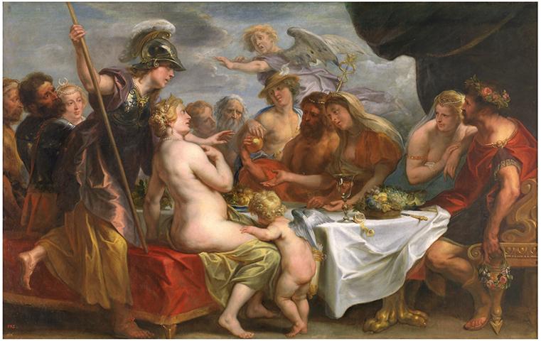 El origen de Aquiles