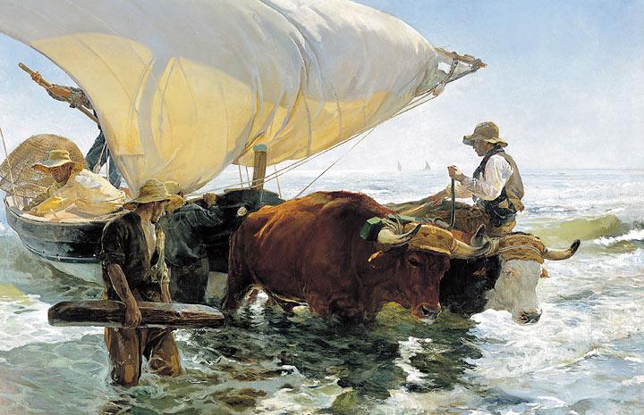 En torno al 1895: los primeros éxitos internacionales