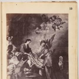 Aparición de la Virgen a san Ildefonso
