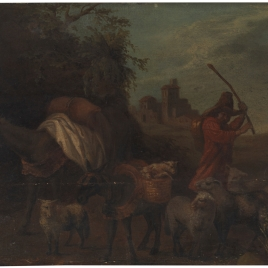 Landscape with the Cattle