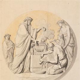 Sacrificio romano
