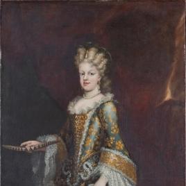 María Luisa Gabriela de Saboya, primera esposa de Felipe V