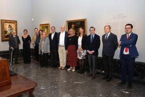 El Museo del Prado presenta la generosa donación realizada por la familia Ellacuria Delgado, descendiente del pintor Cecilio Pla