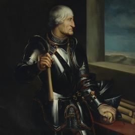 Íñigo López de Mendoza, II conde de Tendilla y I marqués de Mondéjar (copia)