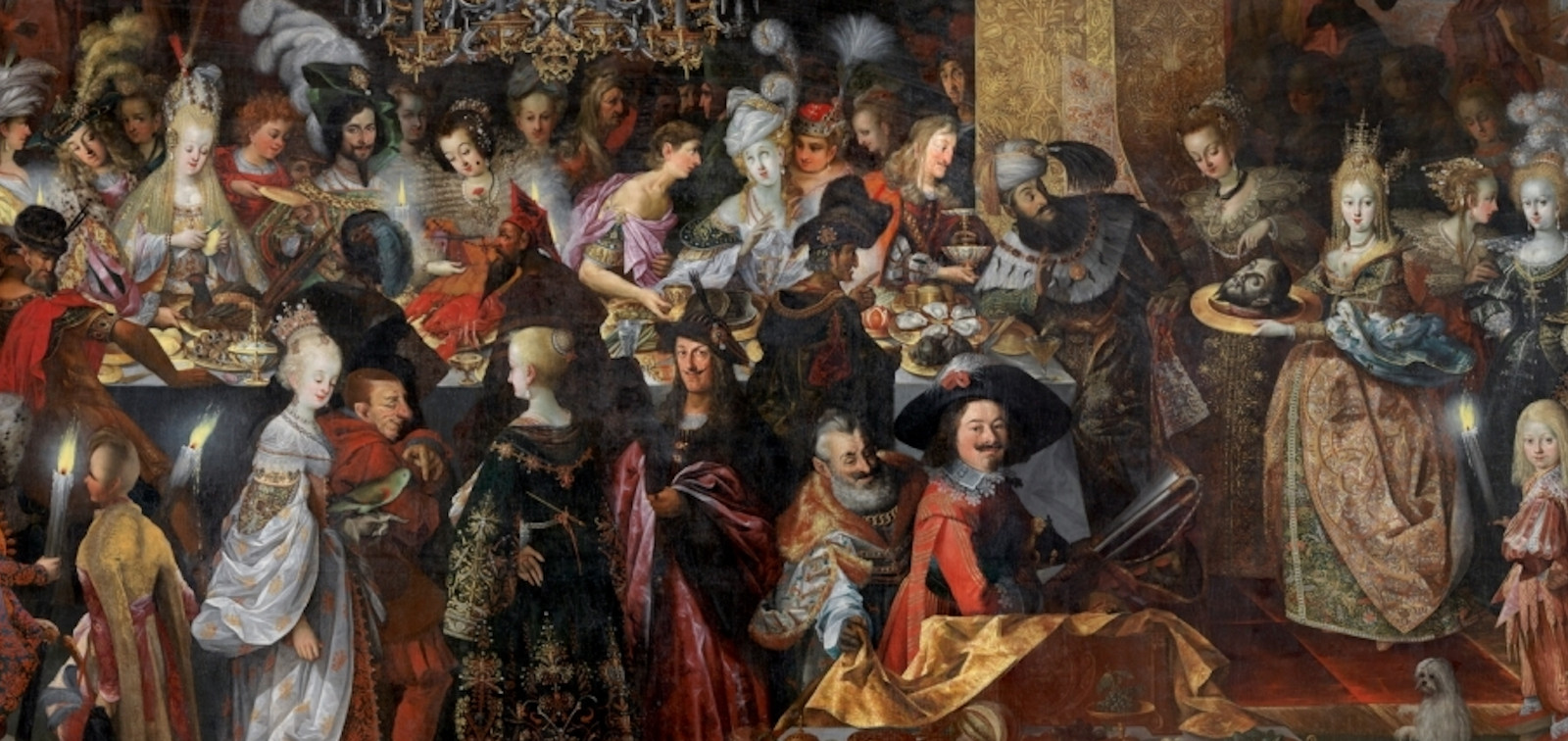 Una obra, un artista: <em>Degollación de San Juan Bautista y banquete de Herodes</em>, de Bartholomeus Strobel