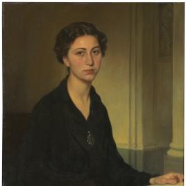Armonía (María Rosario, hija del artista)
