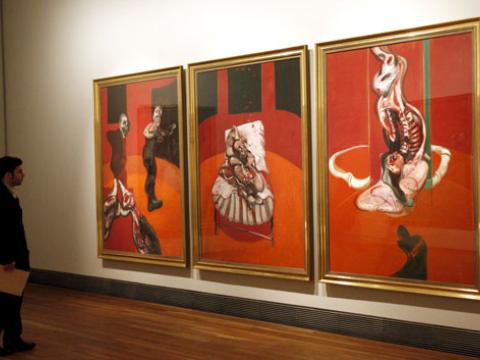 El Museo del Prado organiza una exposición sobre el pintor británico Francis Bacon