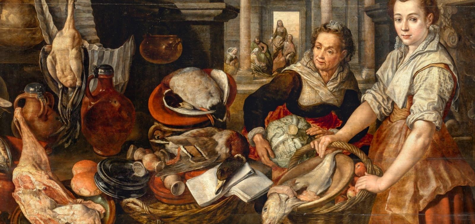 Los sabores del Prado. Parada II. Somos lo que comemos