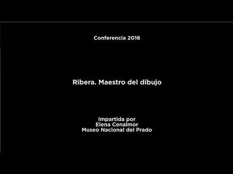 Conferencia: Ribera. Maestro del dibujo
