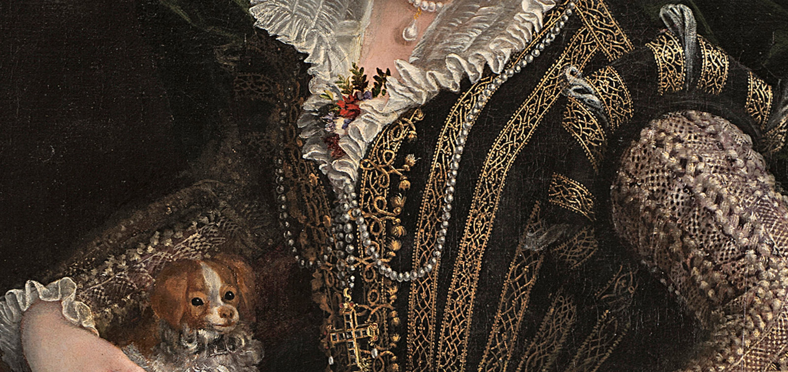 <em>La moda cortesana vista por dos pintoras</em>