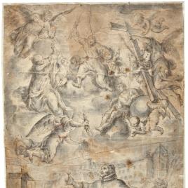 San Carlos Borromeo intercede por los apestados