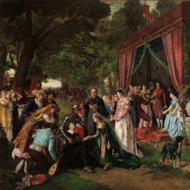 Casamiento de Basilio y Quiteria (Don Quijote, capítulo XXI)
