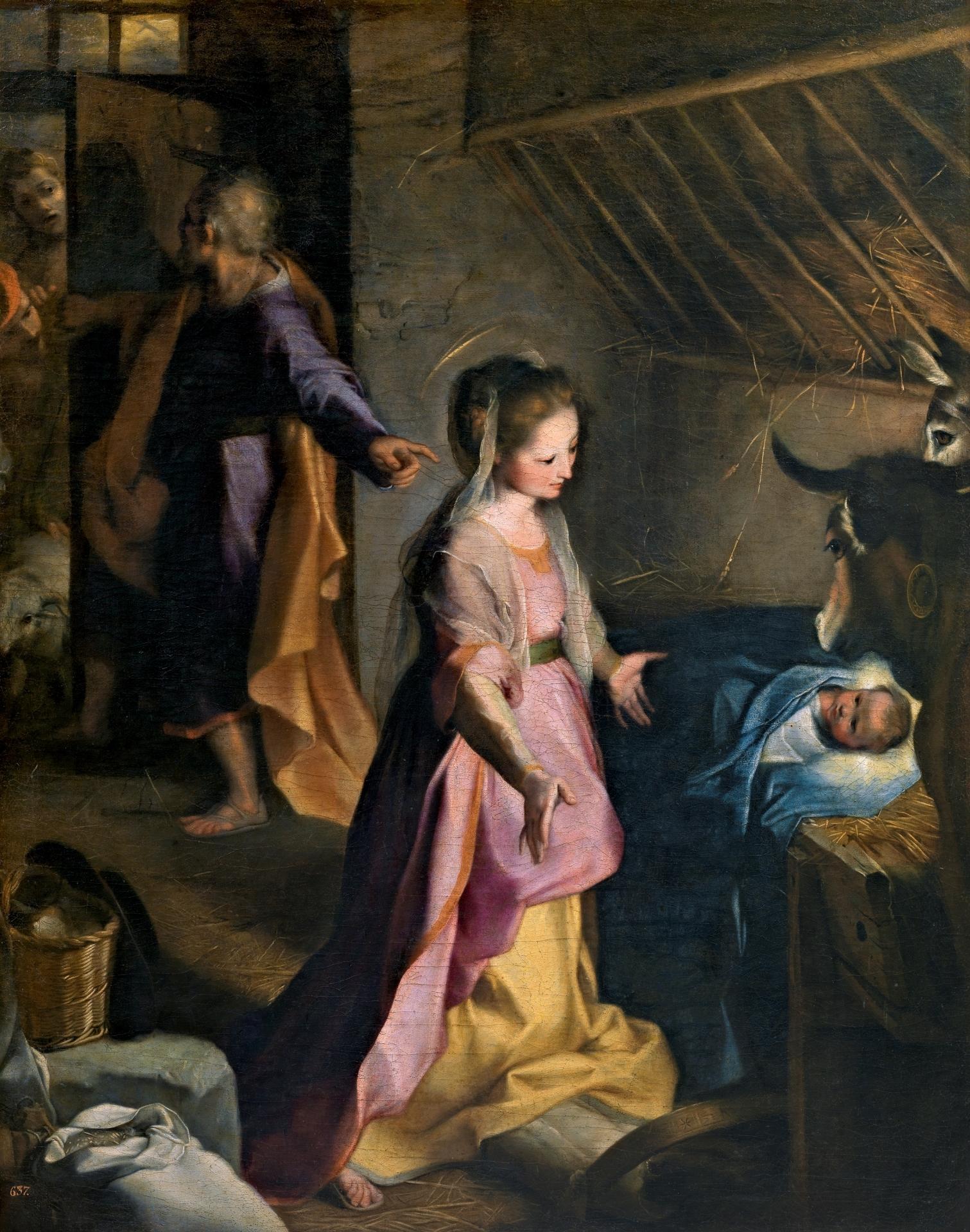 Resultado de imagen de la natividad federico barocci