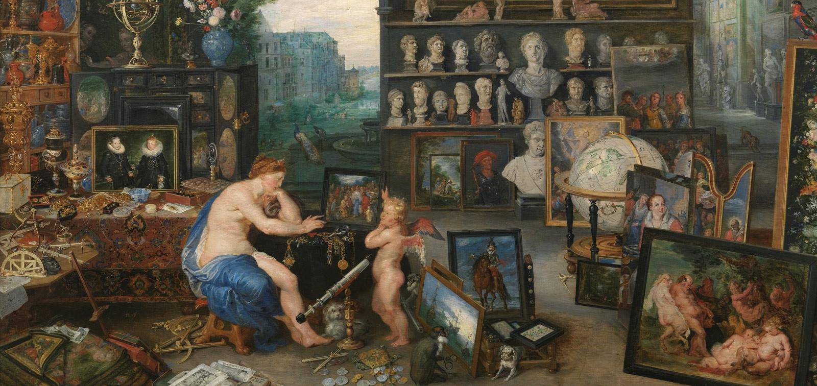 <em>El arte y la vida: un científico en el Museo del Prado</em>