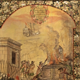 Conquista de México por Hernán Cortés (49 y 50)