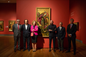 The Museo del Prado presents the exhibition Bartolomé Bermejo