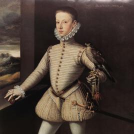 Alonso Sánchez Coello y el retrato en la corte de Felipe II [Material gráfico].