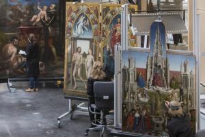 El Museo del Prado dedicará su próxima Cátedra a la restauración en el Museo y diversos aspectos relacionados con el tratamiento de obras de grandes maestros