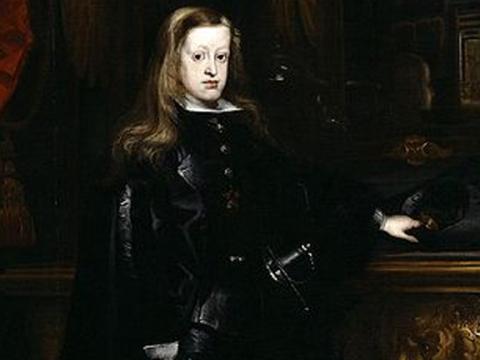 <em>Carlos II</em>, Juan Carreño de Miranda, comentada por Francisco Ayala