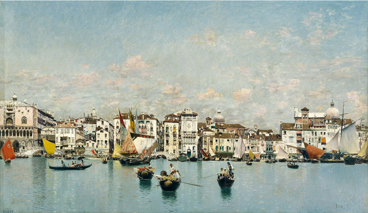 Views of Venice (1873-1908)