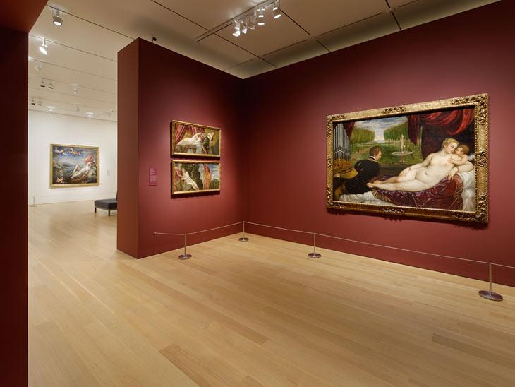el museo del prado lleva las salas reservadas a estados