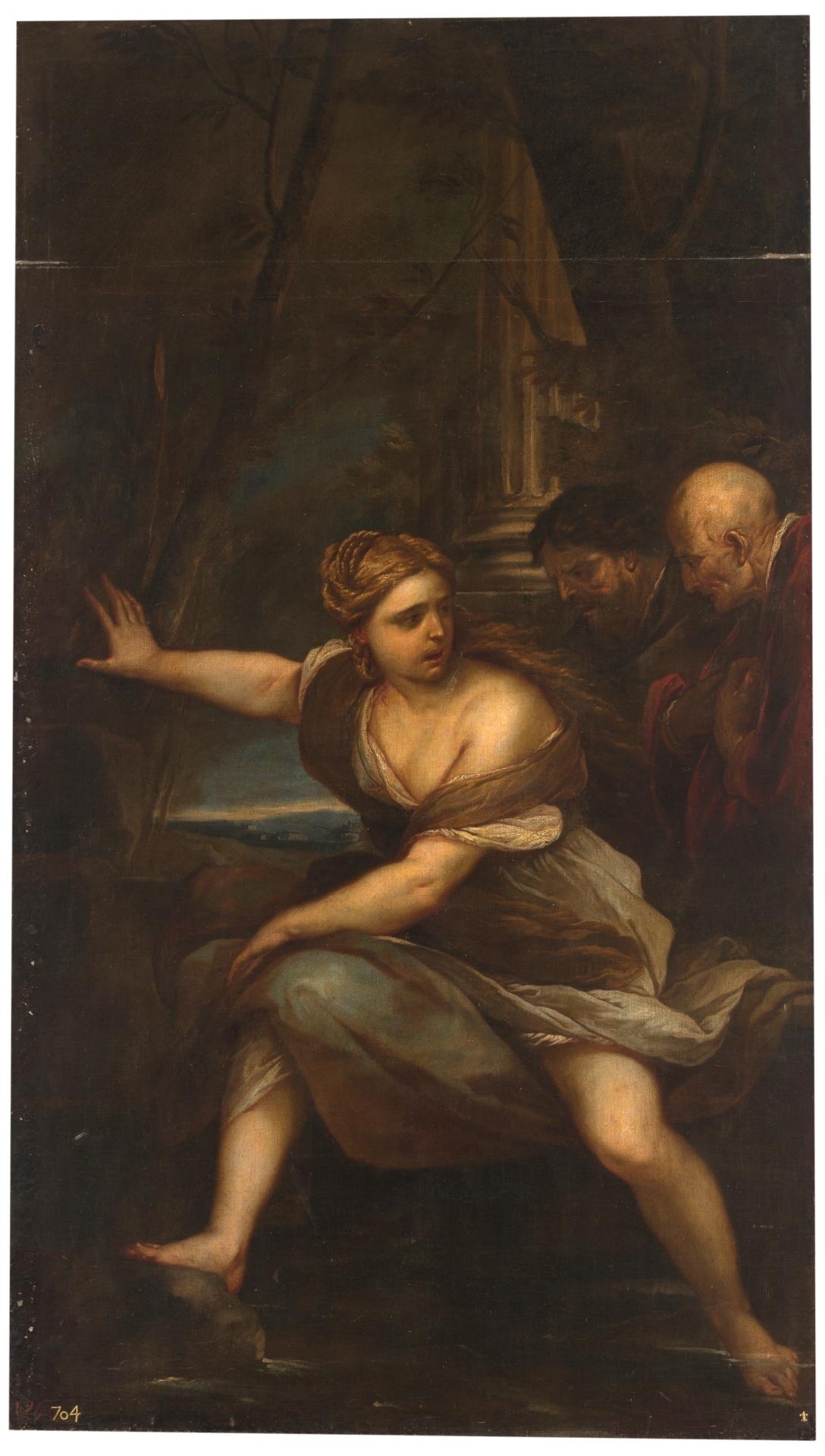 Luca Giordano Y Pintores Napolitanos Museo Nacional Del Prado