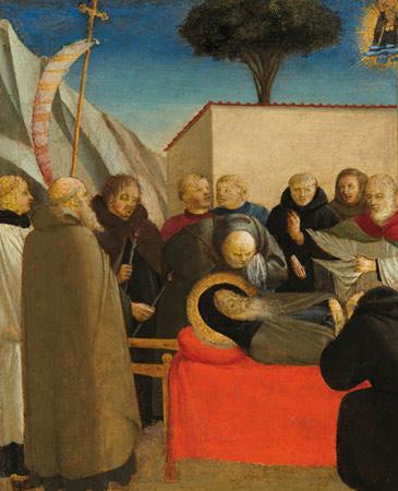 Famosus ultra omnes alios pictores ytalicos. El Beato Angelico en Roma, pintor de papas y cardenales