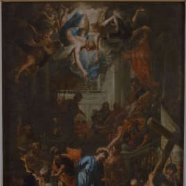 Cristo en el Pretorio