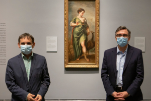 The Museo Nacional del Prado is presenting its latest acquisition: The Goddess Juno by Alonso Cano