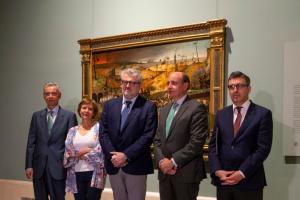 The Museo del Prado is presenting The Triumph of Death by Pieter Bruegel the Elder following its recent restoration