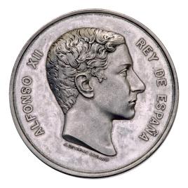 Premio de la Exposición Gereral de Bellas Artes, Madrid 1878