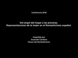 Del ángel del hogar a las pioneras. Representaciones de la mujer en el Romanticismo español (LSE)