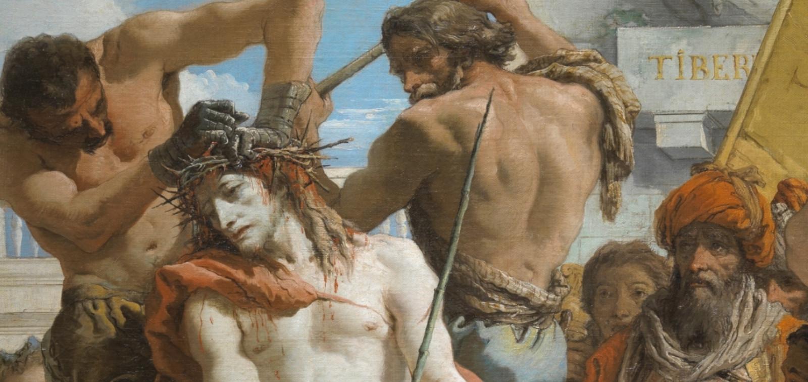 Una obra, un artista: <em>Serie de la Pasión de Cristo de San Felipe Neri</em>, de Giandomenico Tiepolo