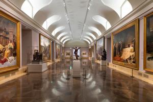 El Museo Nacional del Prado presenta la reordenación de las salas dedicadas al siglo XIX