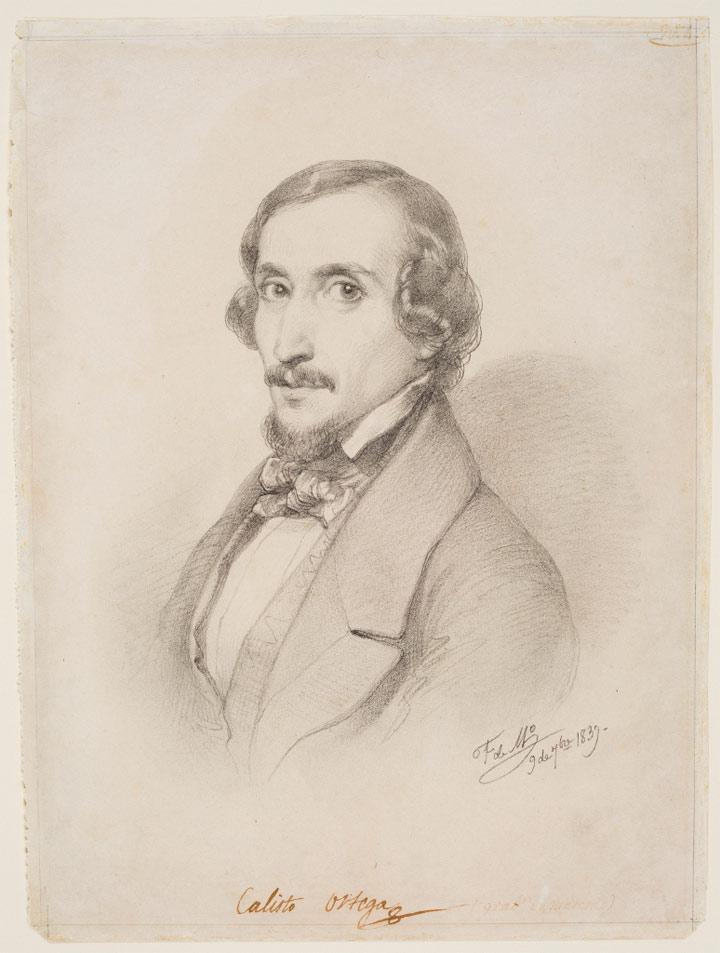 Calixto Ortega