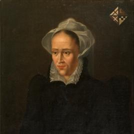 Retrato de señora desconocida