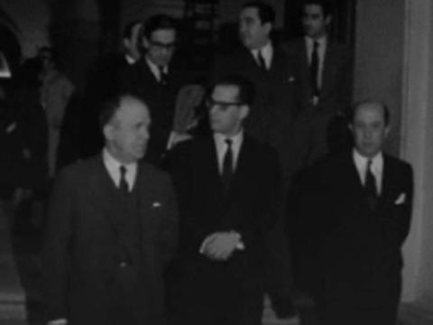 El secretario de Difusión y Turismo de Argentina, en El Prado