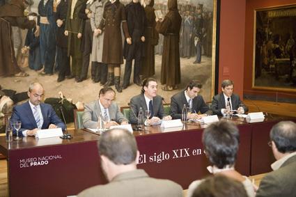 """Se presenta la exposición """"El siglo XIX en el Prado"""""""