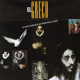 El Greco [Material gráfico] : la seva revaloració pel Modernisme català.