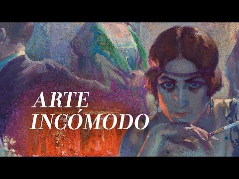 """""""Arte incómodo"""". """"Phalaena"""", Carlos Verger (1920). """"Uninvited Guests"""""""