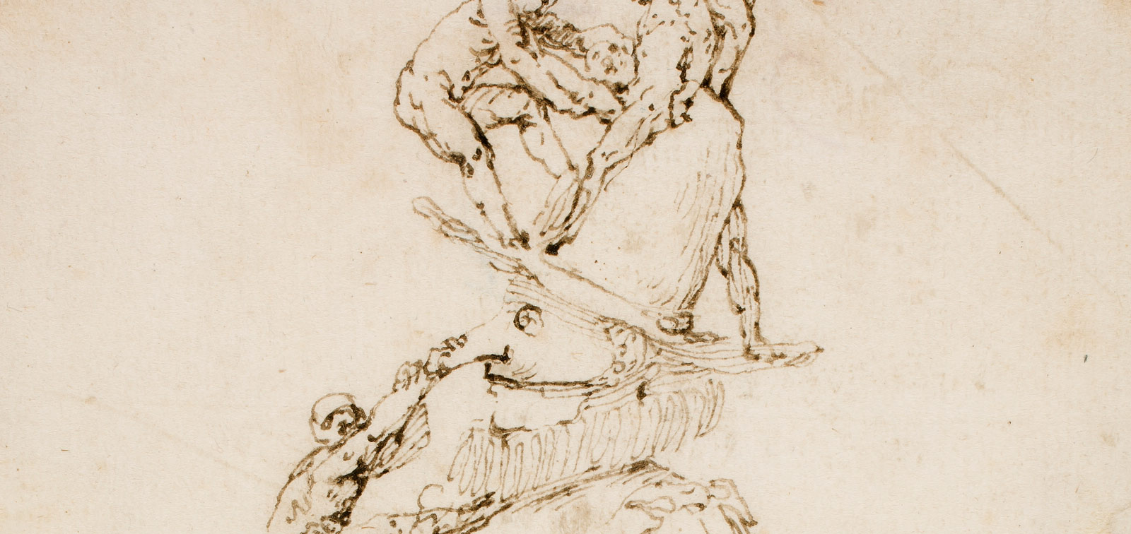 Ribera. Master of Drawing