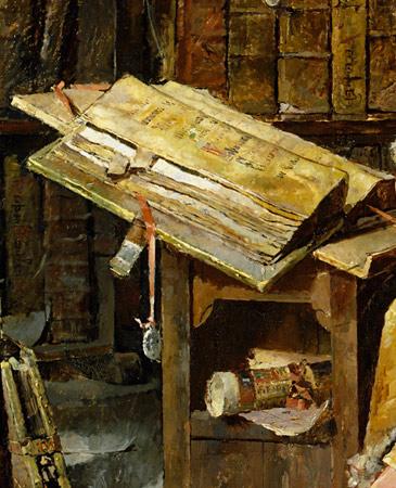 Orden y desorden: librerías, bibliotecas, caos de libros