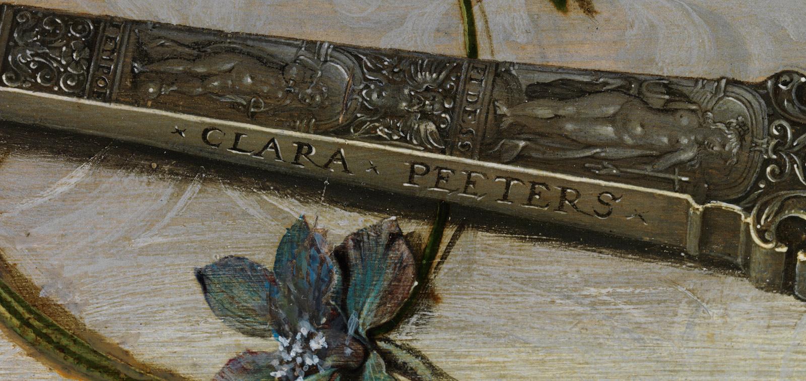 Cultura artística y mujeres en tiempos de Clara Peeters