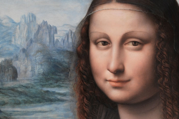El Prado habla. Mona Lisa, de anónimo (Taller de Leonardo da Vinci)