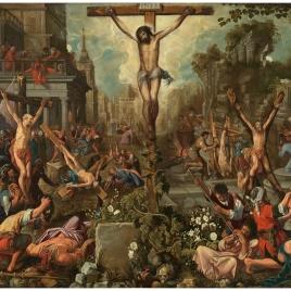 Cristo ejemplo de mártires