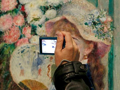 Renoir, el pintor de la alegría