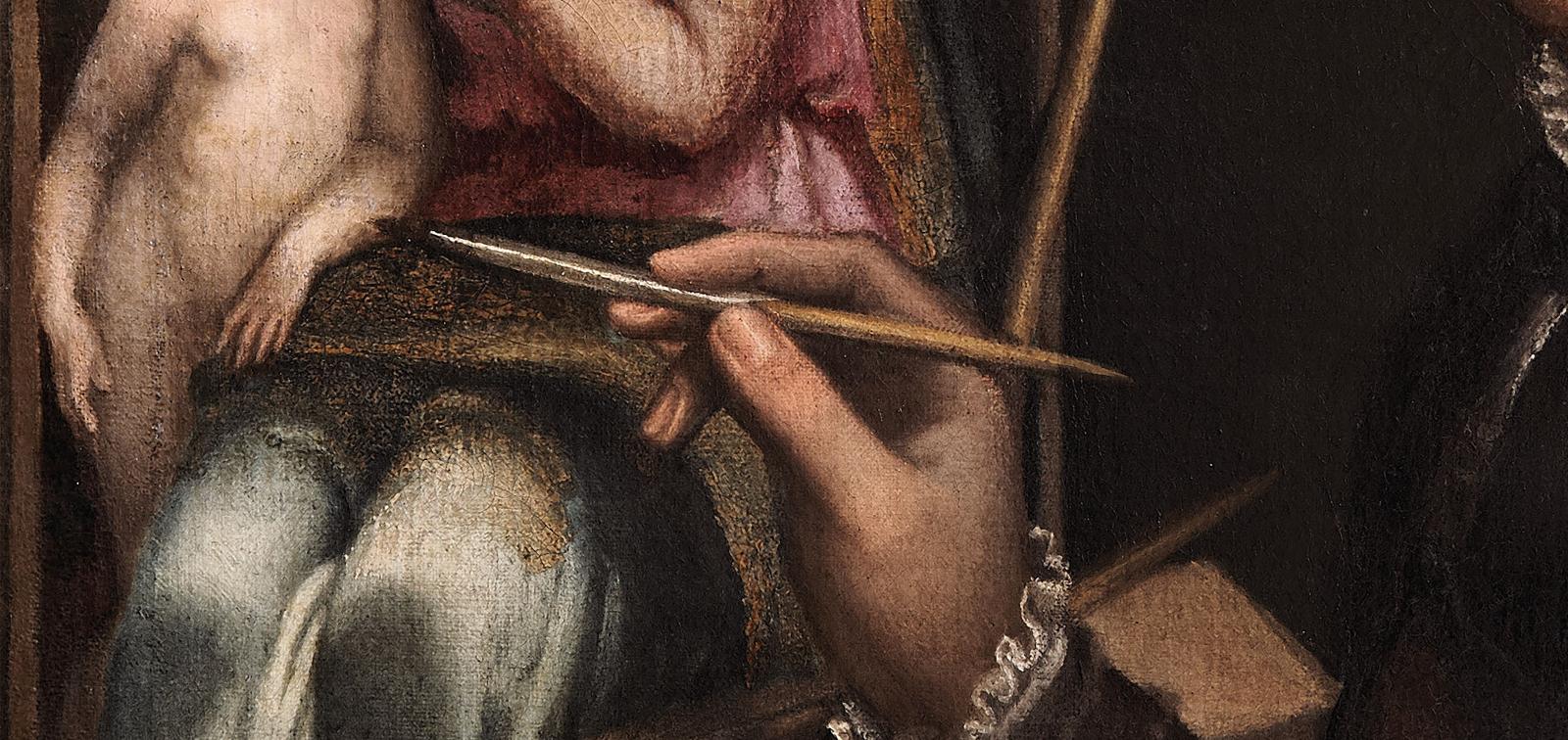 A Tale of Two Women Painters: Sofonisba Anguissola and Lavinia Fontana